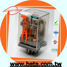 BLY5-2C omron LY type 2pole electromagnetic relay