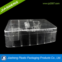Custom Clear Memory Card Plastic Packs