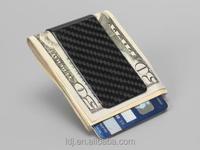 Carbon Fiber Credit Card Holder Multiple Wallet