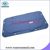 GA403 PVC Funeral Body Bag With 6 handles