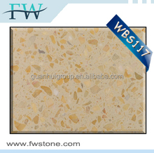 Top Grade low water absorption 3.2m*1.6m slab size marble from iran