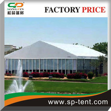 football field shelter canopy 20m x40m with demountable side panels