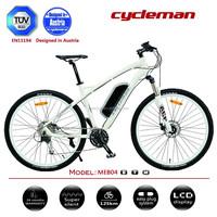 Hot sale alloy suspension bicicleta electrica, Chinese e-bike OEM manufacturer