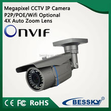 China Supplier ip cam search tool, security cctv camera, Motorized 3 in 1 cctv cable
