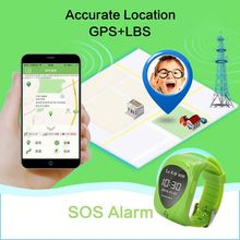 2015 Thinkrace anti-kidnapping kids gps tracker with History report/Real time tracking TK500