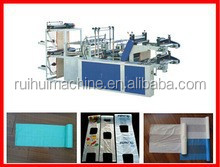 Side Sealing DHL Courier Bag Making Machine