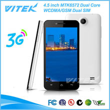 Alibaba Express 4.5 inch Dual Core Android 3G No Brand Smart Phone