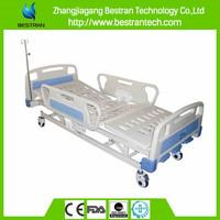 BT-AM111 2015 new style 3 cranks manual hospital beds