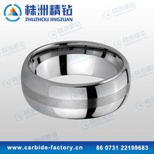 fabricante de anillos de boda de carburo de tungsteno para los hombres de zhuzhou