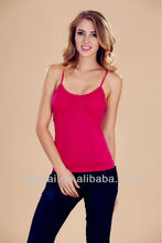 Seamless Padded Tops For Women