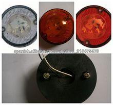 balizamiento lateral LED y luces de la separación de 4 pulgadas