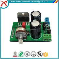 Professional Audio Amplifier PCB Board Assembly