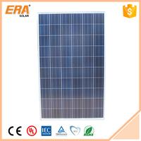 Professioanl made new design solar panels 250 watt 24v