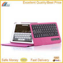 Detachable Bluetooth Keyboard case for ipad mini 3