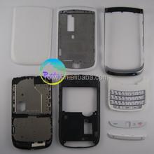 High Quality for Blackberry 9800 full cover full housing white