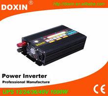 intelligent power inverter 12vdc to 240vac inverter rechargerable battery inverter
