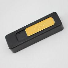 mini Rechargeable custom USB lighter smart lighter