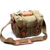 12 in pu leather goods camera bag