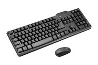 Wholesale Most Unique and Compact Inexpensive 2.4Ghz Wireless Keyboard and Mouse Combo
