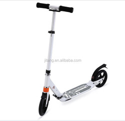 EN71 High Quality 2 wheel urban kick scooter used scooter for Outdoor sports JT-C01