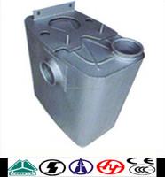 Engine parts Muffler assembly AZ9925540260 AZ9925540080 for Sinotruck HOWO A7