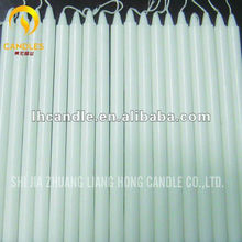 wholesale paraffin wax first-class high quality white candles factory