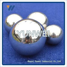 Silver Gazing Globe 304 Stainless Steel Sphere