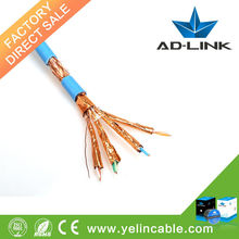 Factory Direct Sell All Shielded Data Network Cable Cat7