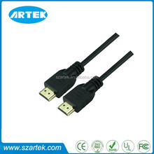 Gold plated HDMI Cable 1.4 for Full HD TV PS3 Computer