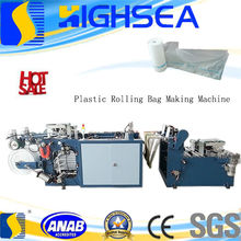 CE Used plastic bag home based production machine for sale with competitive price