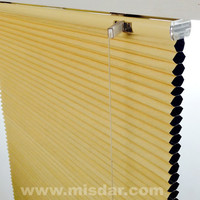 Window covering, window treatment, cellular blinds