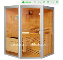 China supplier Fashion Computeize steam shower room with frame