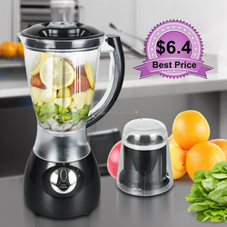 Jialian Low Price Hot Sale JL-BY44 Powerful Plastic 2 In 1 Electric Blender