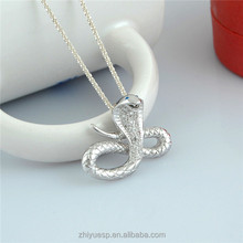2015 special snake 925 sterling silver pendant