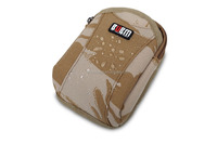 BUBM camouflage Hanging bags waterproof mobile cell phone arm bag ,cycling sports wrist pouch