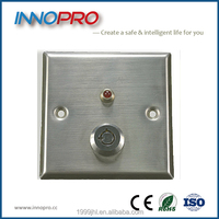 Electrical switch magnetic switch push button panic button security system (Innopro EB61)