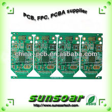 Multilayer pcb supplier 4-layer pcb panel