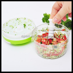 OEM Factory price Multi-function manual food processor, swift chopper, food chopper machine for sale