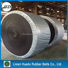 M17 ep1000/4 rubber conveyor belt for paper and pulp industry