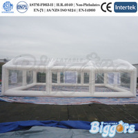 Customized inflatable tent for wedding ,gaint inflatable tent,inflatable clear tent