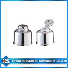 Hot Sales aluminium printing Plastic Flip Top Caps for Water Bottle