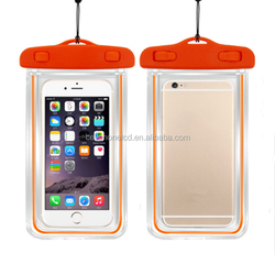 Alibaba Express wholesale price universal Waterproof Bag for Mobile Phone