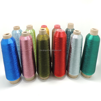 """Jingxin MS type 1/100"""" multi color rayon machine embroidery thread"""