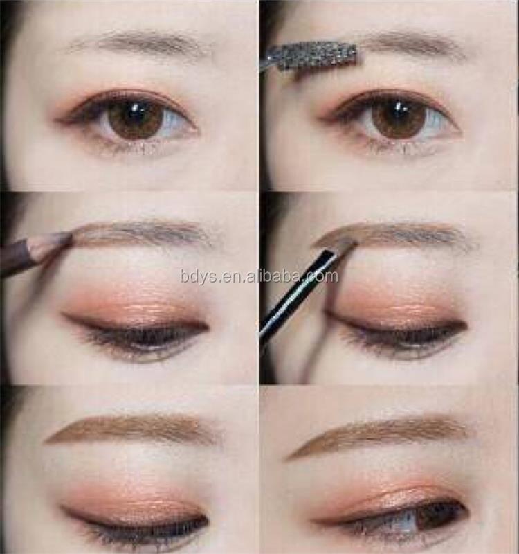 Makeup For Life Cosmetic Eyebrow Extension Gel Smooth Eyebrow Gel