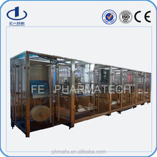 2015 new products Non-PVC soft bag IV infusion Manufacturing Machine