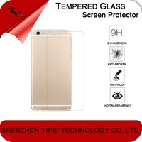 Hot sale Back Tempered Glass Screen Protector For iPhone 6 6plus protector film for iphone 6plus 5 5s 4 4s