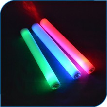 2015 New products Promotional Party Decoration Led Flashing Foam Stick