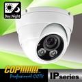 Buena calidad! 3MP IR PoE Onvif mejor Digital Security CCTV cámara