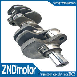 Ductile Iron Crankshaft for Isuzu 4BE1