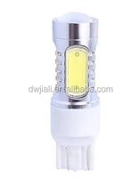 Long life 7440 COB 7.5W add condenser Led car light